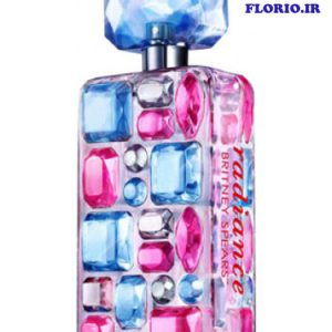 عطر و ادکلن زنانه رادیانس برند بریتنی اسپیرز ( BRITNEY SPEARS - RADIANCE )