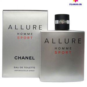 عطر و ادکلن مردانه الور اسپرت برند شنل ( CHANEL - ALLURE HOMME SPORT )